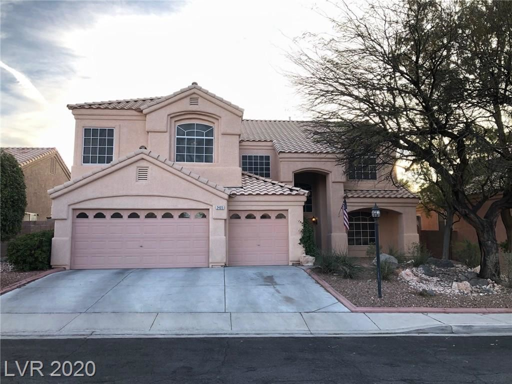 Photo of 2405 INDIAN PONY Court, Henderson, NV 89052 (MLS # 2252271)