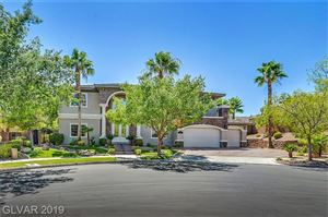 Photo of 3061 WANDERING RIVER Court, Las Vegas, NV 89135 (MLS # 2129272)