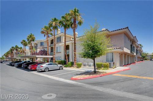 Photo of 7135 Durango Drive #107, Las Vegas, NV 89113 (MLS # 2210273)