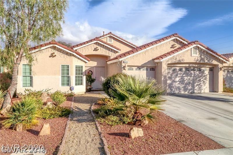Photo of 6416 RUDDOCK Drive, North Las Vegas, NV 89084 (MLS # 2190273)
