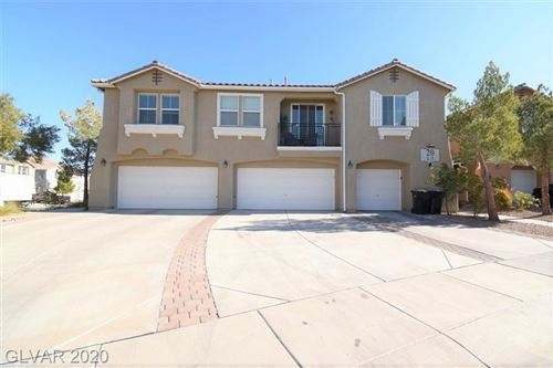 Photo of 20 RED OAK CANYON Street #1, Henderson, NV 89012 (MLS # 2165274)