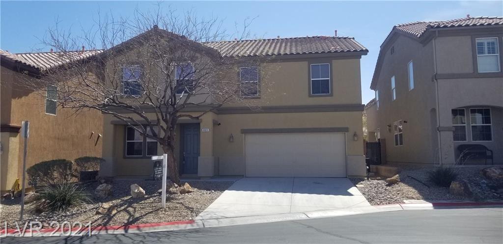 Photo of 809 Trumpington Court, Las Vegas, NV 89178 (MLS # 2282275)