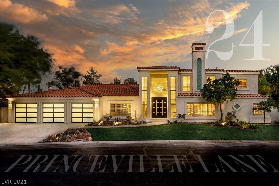 Photo of 24 Princeville Lane, Las Vegas, NV 89113 (MLS # 2322276)