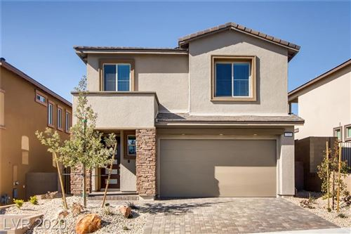 Photo of 737 FOREIGN REEF Way, Las Vegas, NV 89138 (MLS # 2177277)