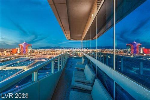 Photo of 4471 DEAN MARTIN Drive #2200, Las Vegas, NV 89109 (MLS # 2263278)