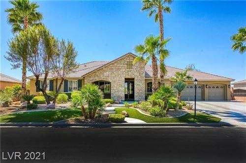 Photo of 5535 Breecher Avenue, Las Vegas, NV 89131 (MLS # 2315278)