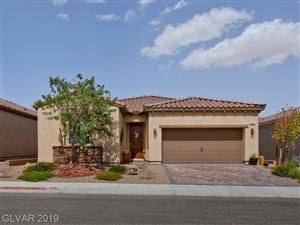 Photo of 288 VIA SAN GABRIELLA, Henderson, NV 89011 (MLS # 2134279)