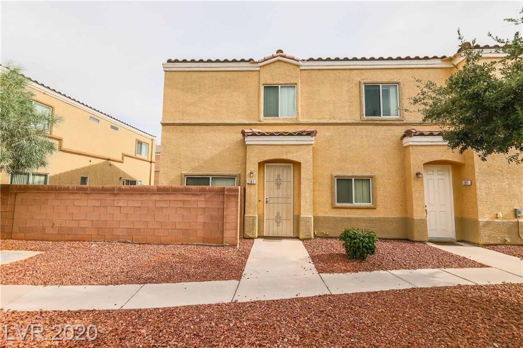Photo of 6328 Rolling Rose Street #101, North Las Vegas, NV 89081 (MLS # 2207279)