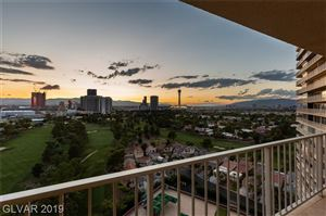 Tiny photo for 3111 BEL AIR Drive #19E, Las Vegas, NV 89109 (MLS # 2124280)
