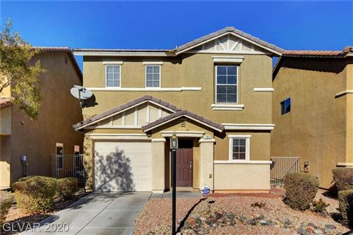 Photo of 182 GILLIFLOWER Avenue, Las Vegas, NV 89183 (MLS # 2164280)