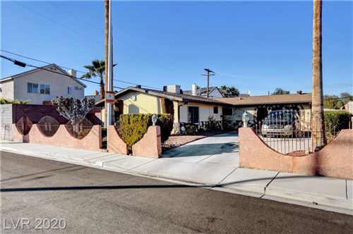 Photo of 2200 GOLDHILL Way, Las Vegas, NV 89106 (MLS # 2172280)