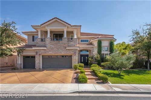 Photo of 3020 Hammerwood Drive, Las Vegas, NV 89135 (MLS # 2337280)