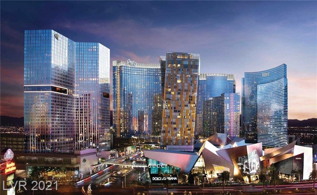 Photo of 3726 Las Vegas Boulevard #3007, Las Vegas, NV 89158 (MLS # 2327280)