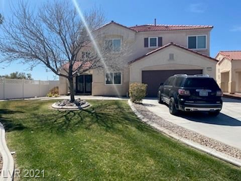 Photo of 6611 Montezuma Castle Lane, North Las Vegas, NV 89084 (MLS # 2281281)