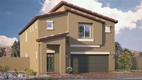 Photo of 953 Willow Berry Avenue #Lot 61, North Las Vegas, NV 89032 (MLS # 2344281)