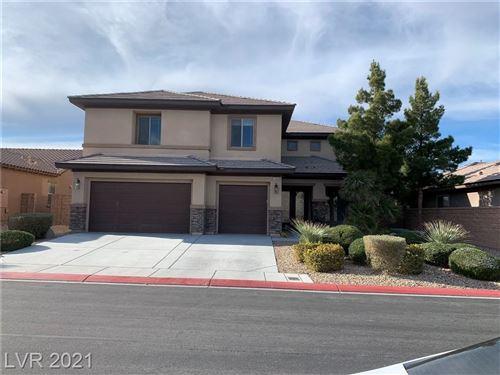 Photo of 7405 BUGLER SWAN Way, North Las Vegas, NV 89084 (MLS # 2294282)