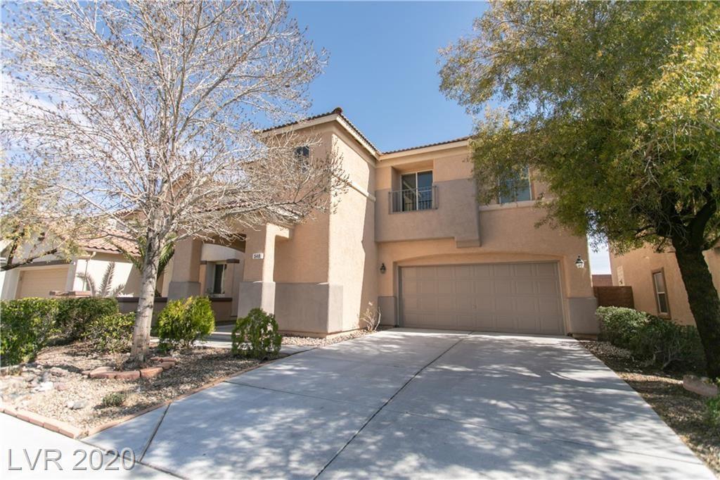 Photo of 548 LACABANA BEACH Drive, Las Vegas, NV 89138 (MLS # 2174282)