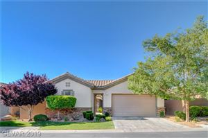 Photo of 8 MOHANSIC Road, Henderson, NV 89052 (MLS # 2108283)