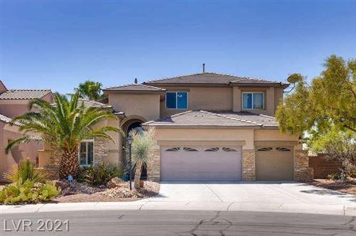 Photo of 5863 GUSHING SPRING Avenue, Las Vegas, NV 89131 (MLS # 2342283)