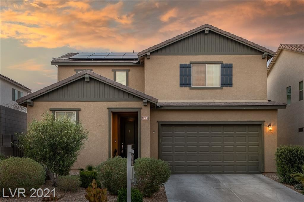 Photo of 1236 Alford Creek Court, North Las Vegas, NV 89031 (MLS # 2282283)