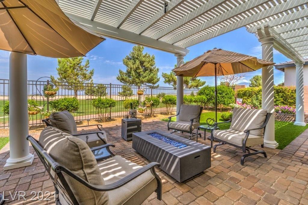 Photo of 4720 East Cactus Canyon Drive, Pahrump, NV 89061 (MLS # 2332283)