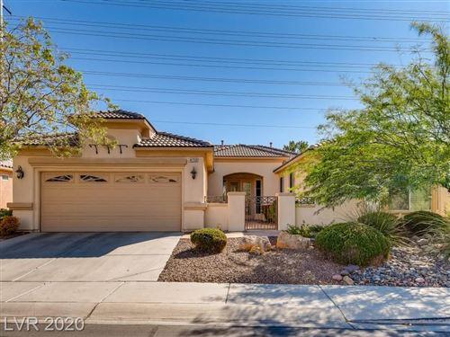 Photo of 4250 Cascada Piazza Lane, Las Vegas, NV 89135 (MLS # 2235284)