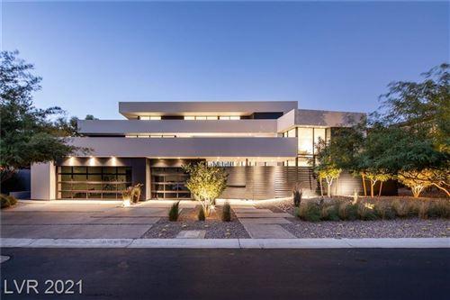 Photo of 26 Sun Glow Lane, Las Vegas, NV 89135 (MLS # 2332284)