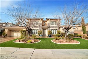 Photo of 1712 CHOICE HILLS Drive, Henderson, NV 89012 (MLS # 2109285)