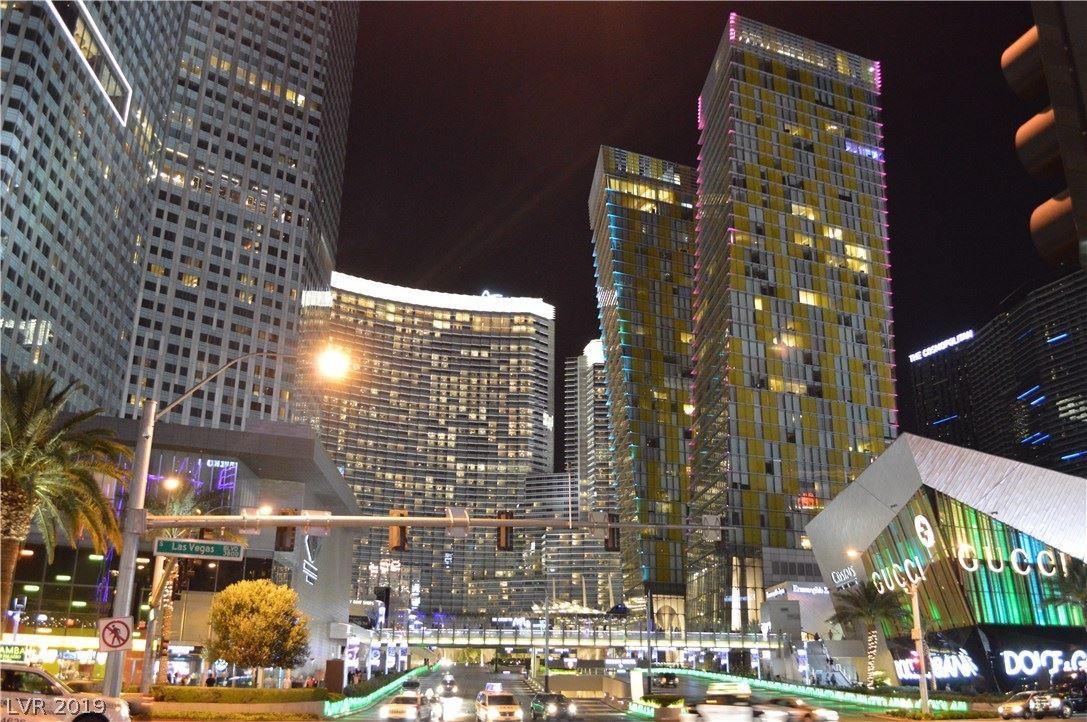Photo of 3722 LAS VEGAS Boulevard #2009, Las Vegas, NV 89158 (MLS # 2160285)