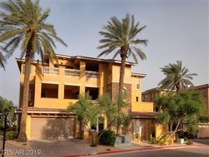 Photo of 70 LUCE DEL SOLE #1, Henderson, NV 89011 (MLS # 2090286)