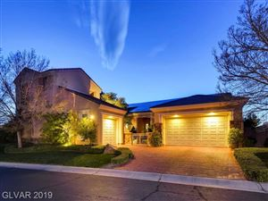 Photo of 4 Mallard Creek Trail, Henderson, NV 89052 (MLS # 2116286)