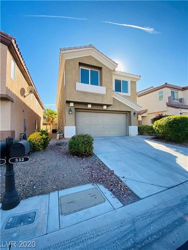 Photo of 332 Broken Par Drive, Las Vegas, NV 89148 (MLS # 2249286)
