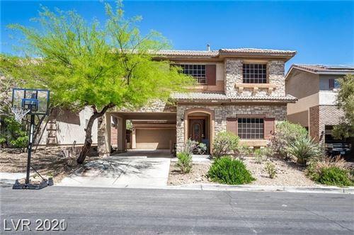 Photo of 8462 Gardena Hills Avenue, Las Vegas, NV 89178 (MLS # 2332286)