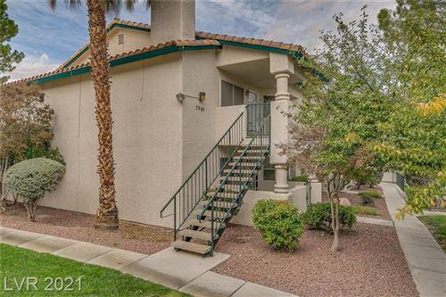Photo of 7944 Terrace Rock Way #202, Las Vegas, NV 89128 (MLS # 2344288)