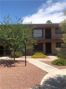 Photo of 615 ROYAL CREST Circle #14, Las Vegas, NV 89169 (MLS # 2115289)