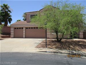 Photo of 169 ARCHES Court, Henderson, NV 89012 (MLS # 2142289)