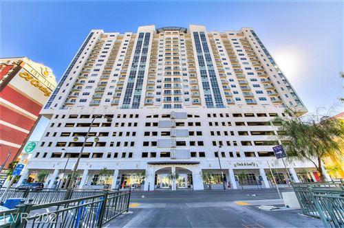 Photo of 150 Las Vegas Boulevard #1018, Las Vegas, NV 89101 (MLS # 2338289)