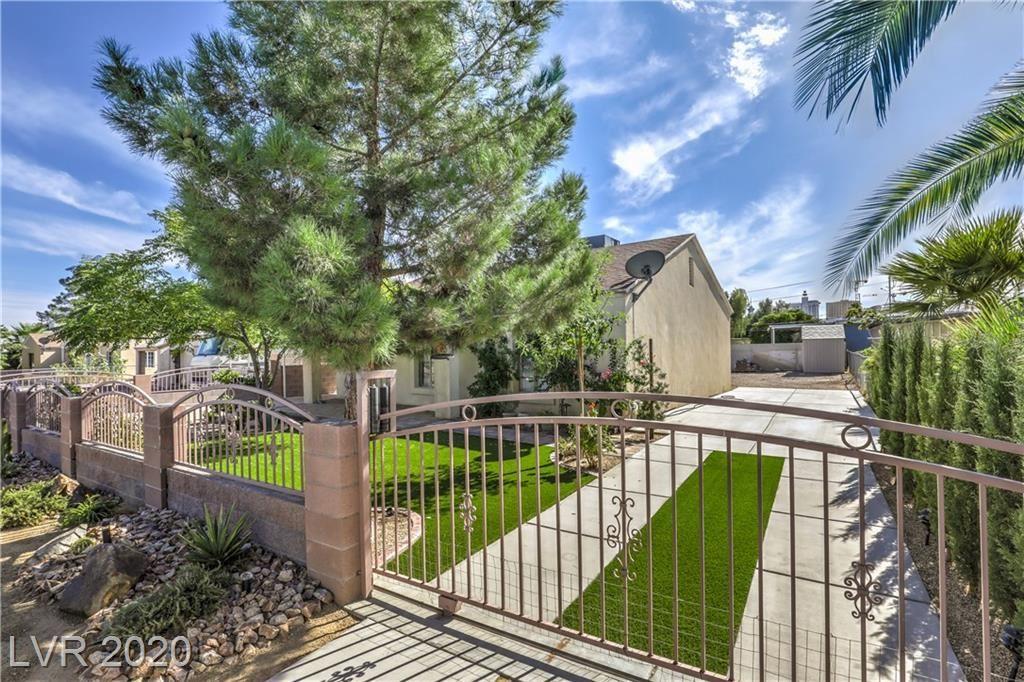 Photo of 104 PALM Lane, Las Vegas, NV 89101 (MLS # 2197289)