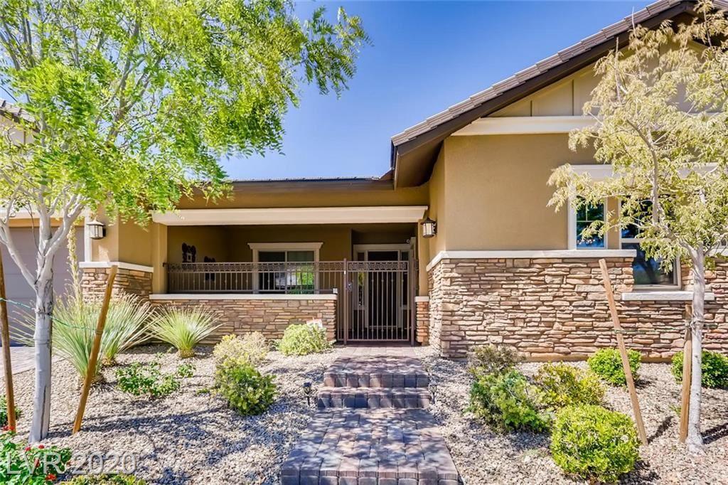 Photo of 10548 Bryn Haven Avenue, Las Vegas, NV 89135 (MLS # 2212290)
