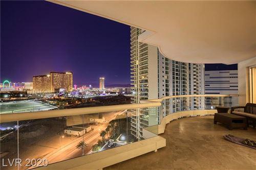 Photo of 2857 Paradise Road #1502, Las Vegas, NV 89109 (MLS # 2240291)