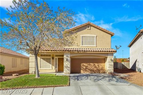Photo of 5100 Fall Meadows, Las Vegas, NV 89130 (MLS # 2188292)