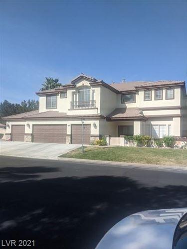 Photo of 4953 Grey Mesa Street, Las Vegas, NV 89149 (MLS # 2287293)