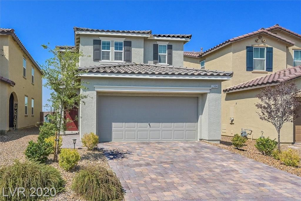 Photo of 2984 Tranquil Brook Avenue, Henderson, NV 89044 (MLS # 2226293)