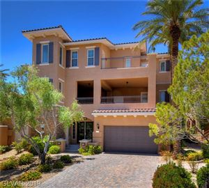 Photo of 75 LUCE DEL SOLE #3, Henderson, NV 89011 (MLS # 2097295)