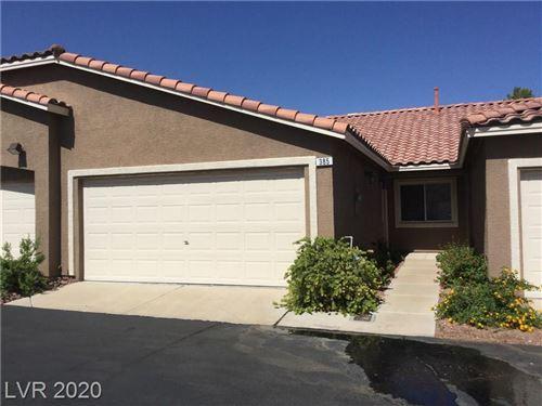 Photo of 385 Rosado Springs Street, Henderson, NV 89014 (MLS # 2209295)