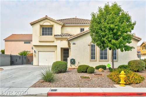 Photo of 5305 Spring Canyon Street, North Las Vegas, NV 89081 (MLS # 2233295)