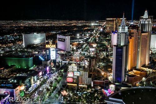 Photo of 3750 South LAS VEGAS Boulevard #3703, Las Vegas, NV 89158 (MLS # 2177296)