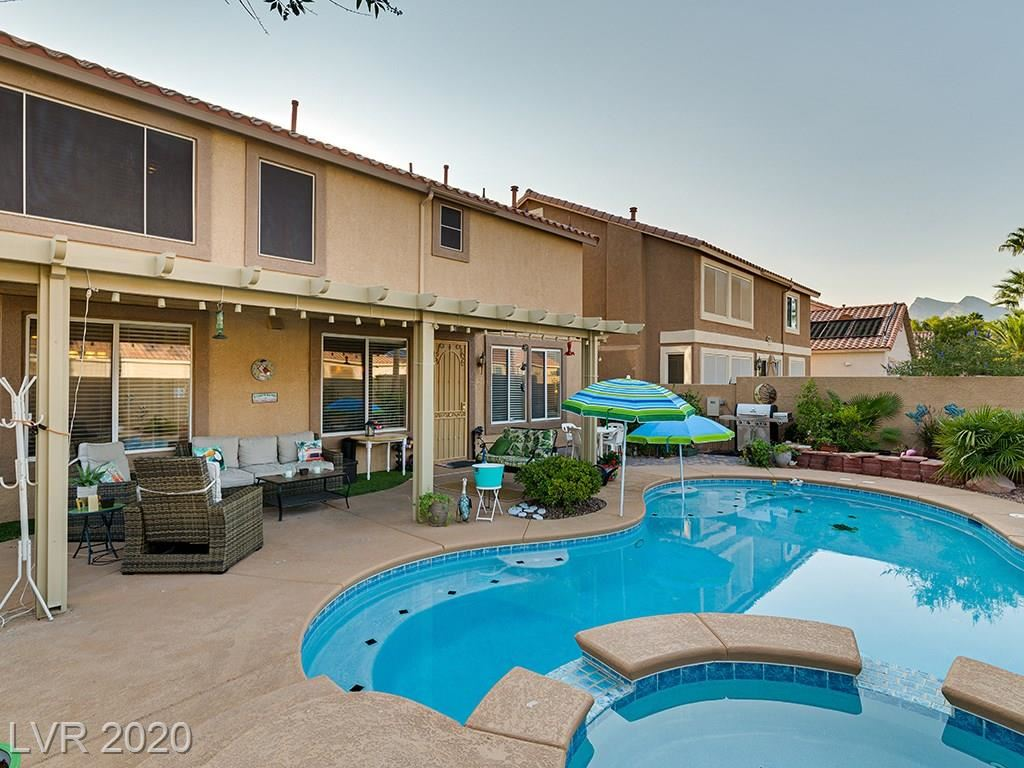 Photo of 700 Canterbury Cross Place, Las Vegas, NV 89144 (MLS # 2230296)