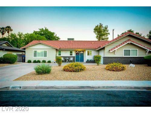 Photo of 2817 Mason Avenue, Las Vegas, NV 89102 (MLS # 2215297)
