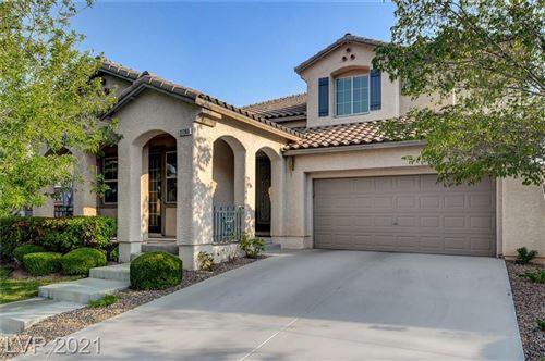 Photo of 11785 Cashmere Mist Avenue, Las Vegas, NV 89138 (MLS # 2335297)